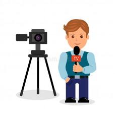 """курс дополнительного образования """"Я - журналист"""""""