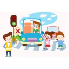 """курс повышения квалификации """"Интерактивное обучение основам безопасного поведения на дороге в образовательных учреждениях: методика и готовые материалы к занятиям"""""""