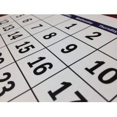 """курс повышения квалификации """"Создание календарей разного формата"""""""