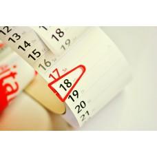 """курс дополнительного образования """"Создание календарей разного формата"""""""
