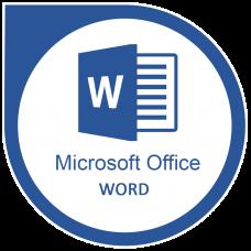 """курс дополнительного образования """"Текстовый редактор MS Word"""""""