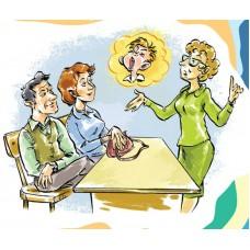 Психолого-педагогические аспекты взаимодействия образовательной организации с родителями в современных условиях