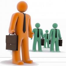 """Специалист по оказанию государственных услуг в области занятости населения (уровень квалификации 7,8) - программа """"Управление деятельностью учреждения занятости населения"""", 600 часов"""