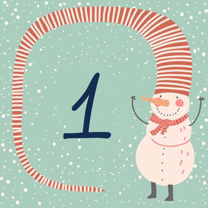 1 декабря - откройте сюрприз дня!