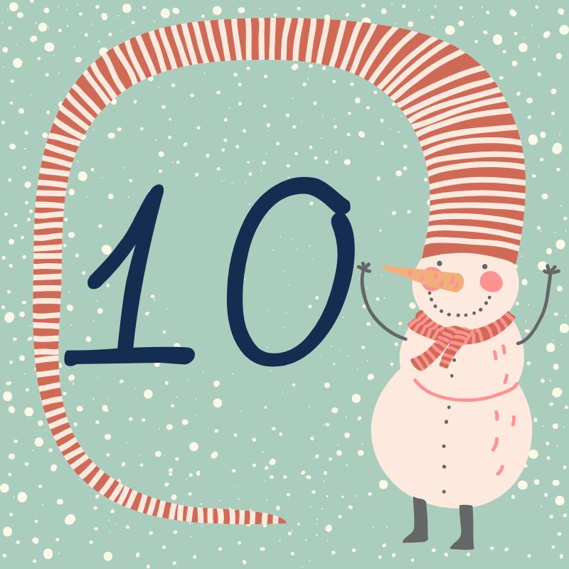 10 декабря - откройте сюрприз дня!