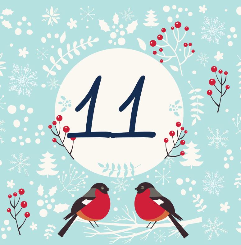 11 декабря - откройте сюрприз дня!