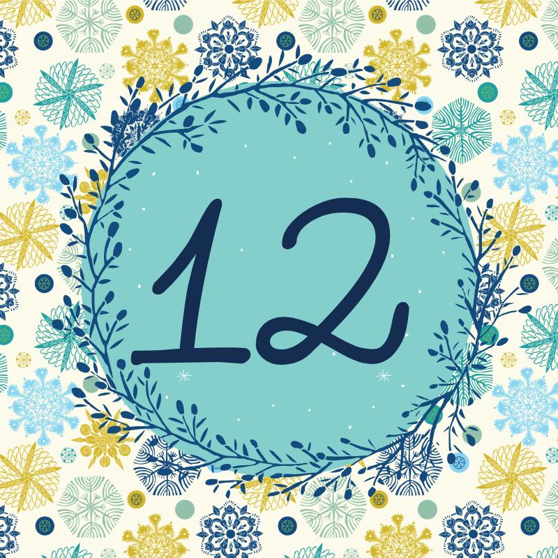 12 декабря - откройте сюрприз дня!