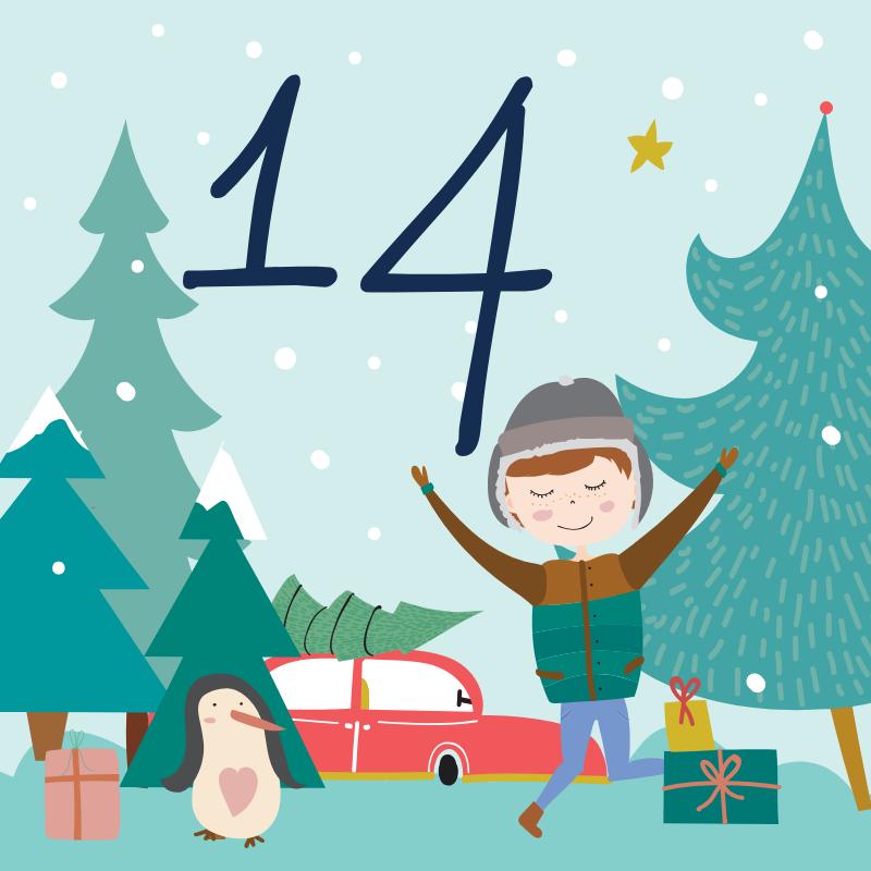 14 декабря - откройте сюрприз дня!