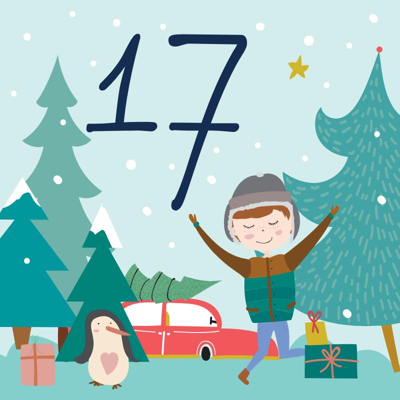 17 декабря - откройте сюрприз дня!