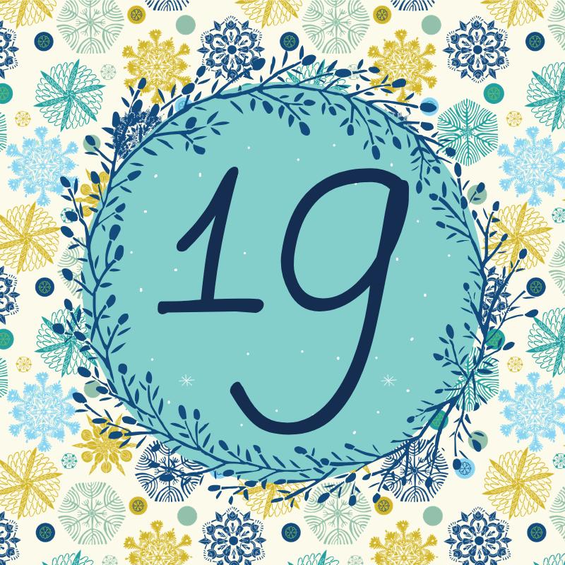 19 декабря - откройте сюрприз дня!