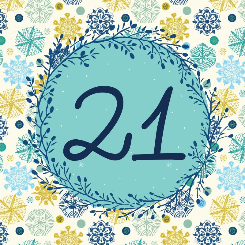 21 декабря - откройте сюрприз дня!