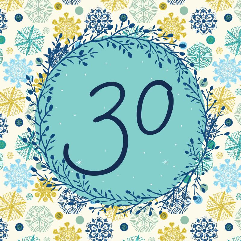 30 декабря - откройте сюрприз дня!