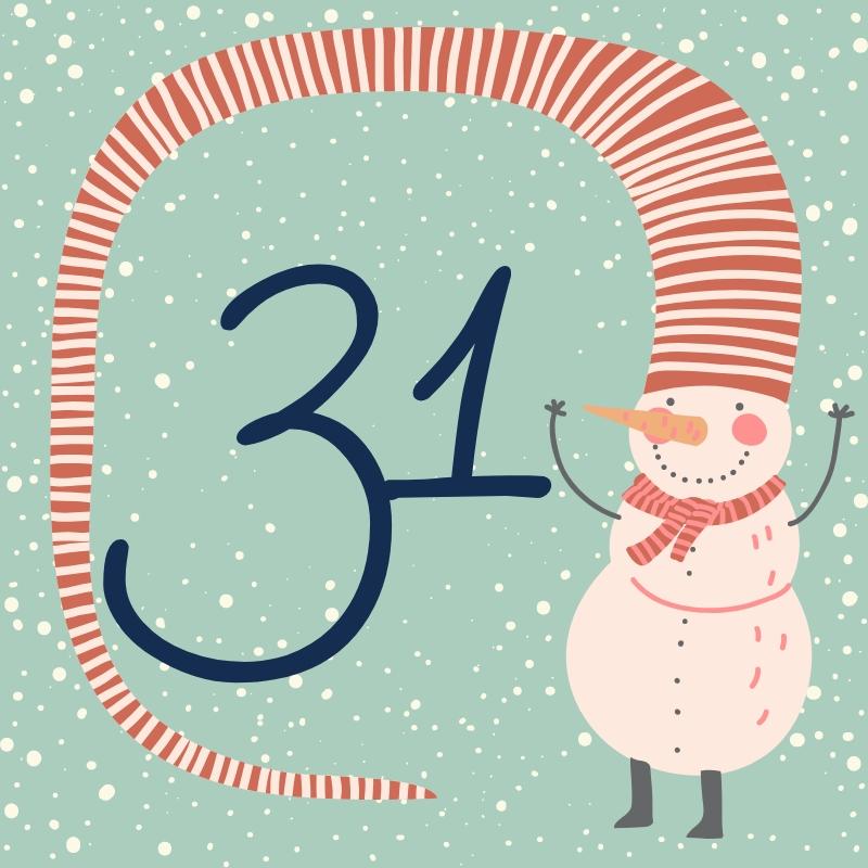 31 декабря - откройте сюрприз дня!