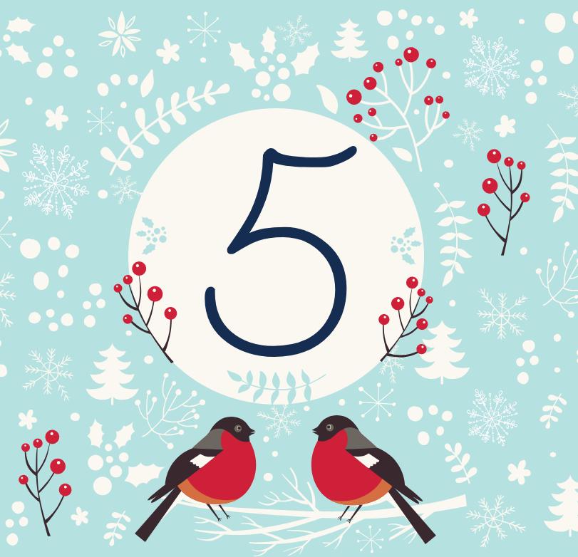 5 декабря - откройте сюрприз дня!