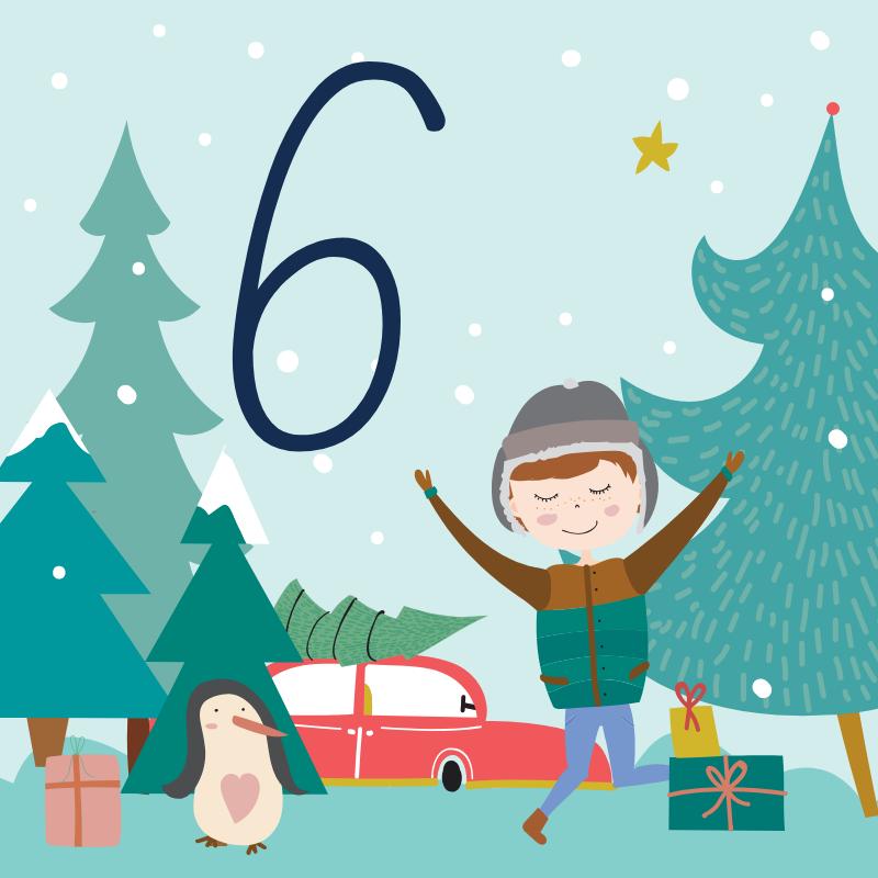 6 декабря - откройте сюрприз дня!