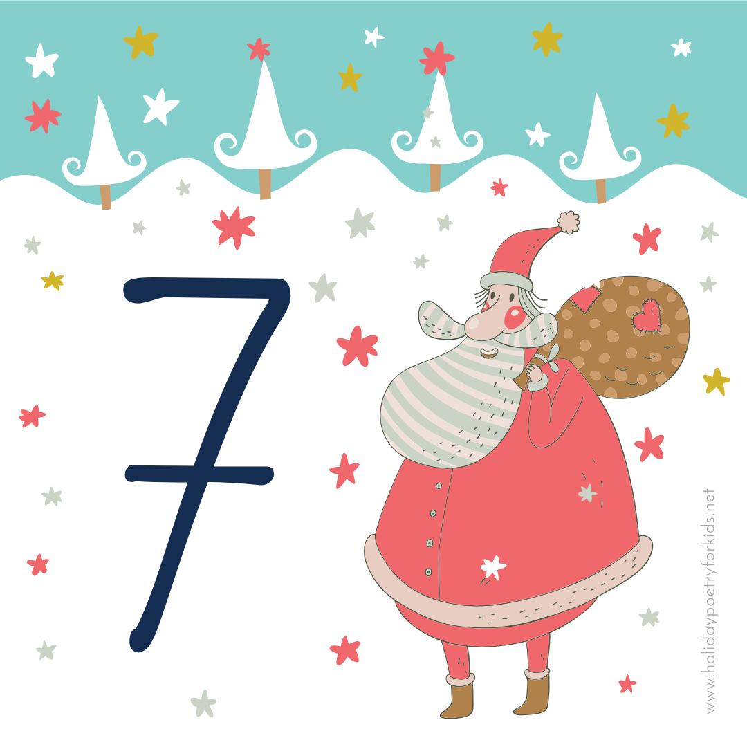 7 декабря - откройте сюрприз дня!