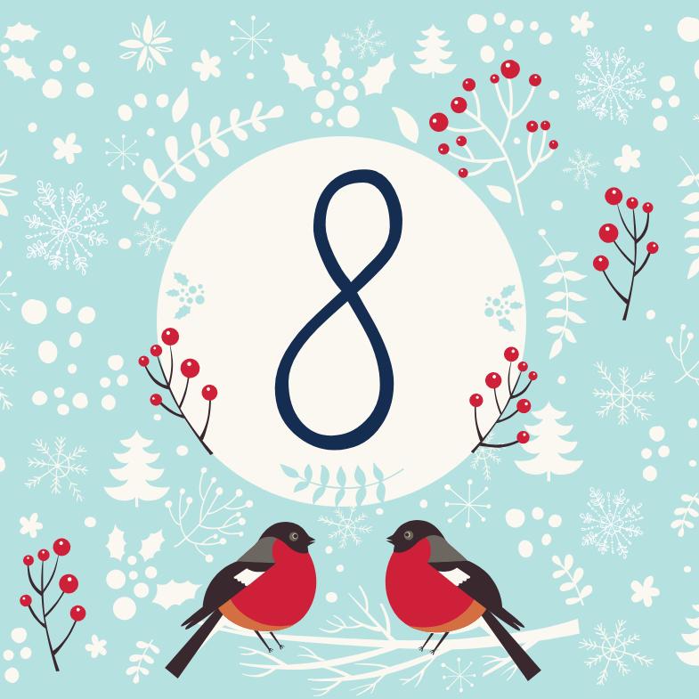 8 декабря - откройте сюрприз дня!
